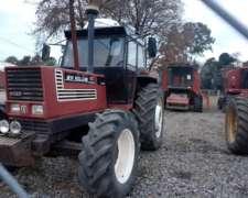 Tractor Fiat New Holland 13-80 - Doble Traccion