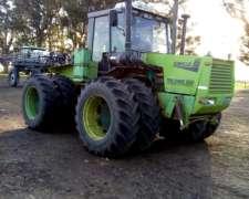 Tractor Zanello 540 Cabina C/ Aire y Climatizador. muy Bueno