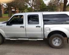 Ford Ranger D/C 2010- Nafta Gnc-cupula