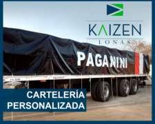 Lonas Kaizen Cartelería Personalizadas