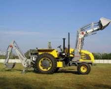 Tractor Pauny C/ Pala Y Retro Omar Martin Vende Cignoli Hnos