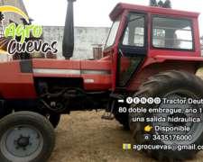 Tractor Deutz FX 80 con Cabina
