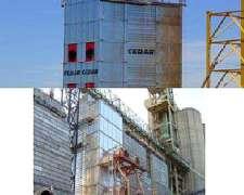 Secadoras Sce Caballete Capacidad Desde 30 Ton/hs Hasta 574