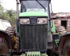 Tractor John Deere 7810 muy Bueno en Mecanica 1997