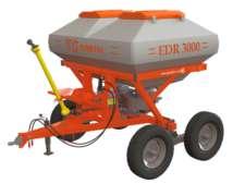 Fertilizadora Gimetal Mod. EDR 3000