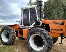 Tractor Zanello 450 Articulado, con Tdf.