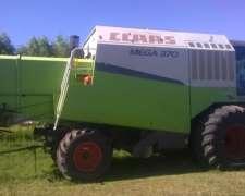 Claas Mega 370 2007