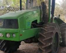 Vendo Tractor Articulado .