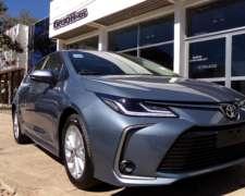 Corolla XEI CVT 0km MY21 Gris Azulado Orio Hnos