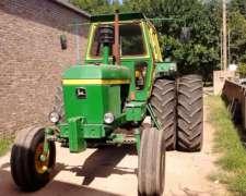 Tractor John Deere 4530 Como Nuevo