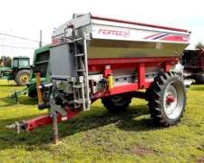 Fertilizadora de Arrastre Fertec Fertil 7500