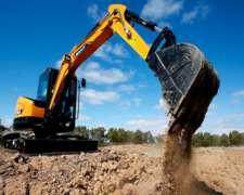 Excavadora Sy35u , Desde