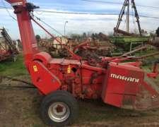 Picadora Mainero 4751 Con Cabezal Marani Impecable