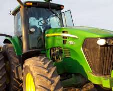 Tractor John Deere 7930 Cabina Full, con Piloto. Excelente