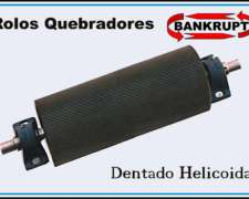 Rolos Rodillos para Quebradoras de Granos Bankrupt TF800