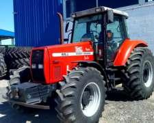 Tractor Massey Ferguson 660 -año 2005