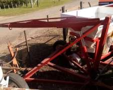 Pluma Hidraulica Reforzada Para 2000 Kilos