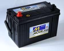 Batería Moura Mi90td Hilux 3.0 Mitsubishi Equipo Original