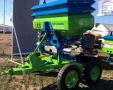 Fertilizadora 2500 Lts / Sistema Balancin