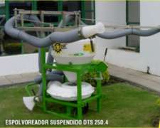 Espolvoreador Suspendido Metalfor DTS 250.4