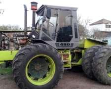 Tractor Zanello 480 Articulado