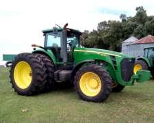 Tractor John Deere 8430 300 Hp Año 2007