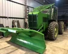 Tractor Zanello 460 Para Desmonte, Siembra Y Rolado