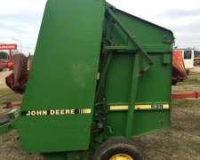 Rotoenfardadora John Deere 535