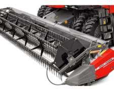 Plataforma Massey Ferguson Mf 8250 Draper Dynaflex 30 Pies