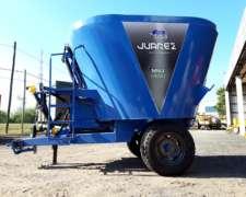 Mixer Vertical Juarez 14 Mts
