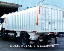 Carrocería Tolva para Camión Ombu - 9 de Julio