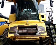 Cosechadora New Holland CR9060 Plataforma 30 Pies - año 2007