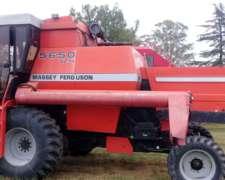 Cosechadora Mf 5650 - 2000 / Oportunidad