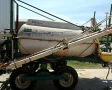 Pulverizador de Arrastre Marca Pampero Modelo Delta 3000 Lts