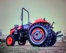 Tractor FR 65 Hanomag (frutero) 60 HP.