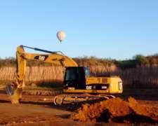 Excavadora Caterpillar 320dl - muy Buen Estado