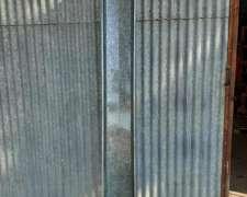 Comederos para Terneros de Chapa Galvanizada Estampads