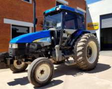 Tractor New Holland Tl95, 4x2 Cabina C/aire, 3800 Hs