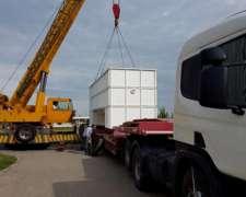 Transporte de Cargas Especiales Sobredimensionadas