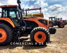 Tractor Zanello Doble Traccion - YTO 4170 175hp