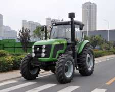 Tractor Agricola Chery BY Lion RS1504 150hp 4X4 - 9 de Julio
