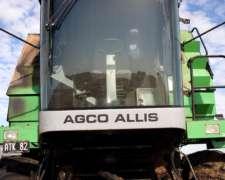 Repuestos Usados Cosechadora Agco Allis 550