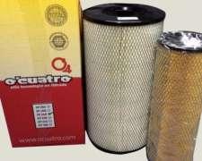 Filtro Aire O Cuatro Ep/es 240 Pauny 250c/250dt