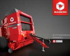Rotoenfardadora Mainero Mod. 5886