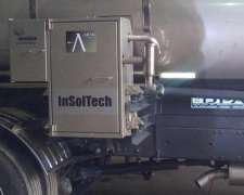 Caudalímetro Sim 7000 Insoltech.