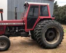 Tractor Massey Ferguson 1195 Duales Cabina Doble Con/remoto