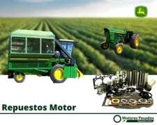 Repuestos Motor John Deere 499 2030 2120 2270 2320 2420