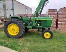 Tractor John Deere 3420 con Pala Frontal