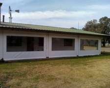 Cerramientos De Lona Pvc Para Estancias, Casas De Campo.