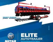 Sembradora Elite Autotrailer (DE Granos Fino y Grueso).